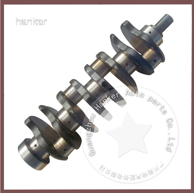 Isuzu 4JB1T crankshaft
