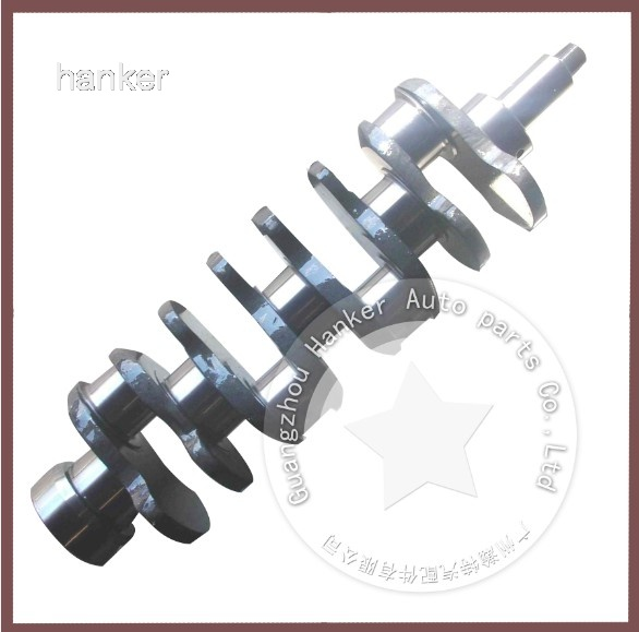 Isuzu 4BE1 crankshaft