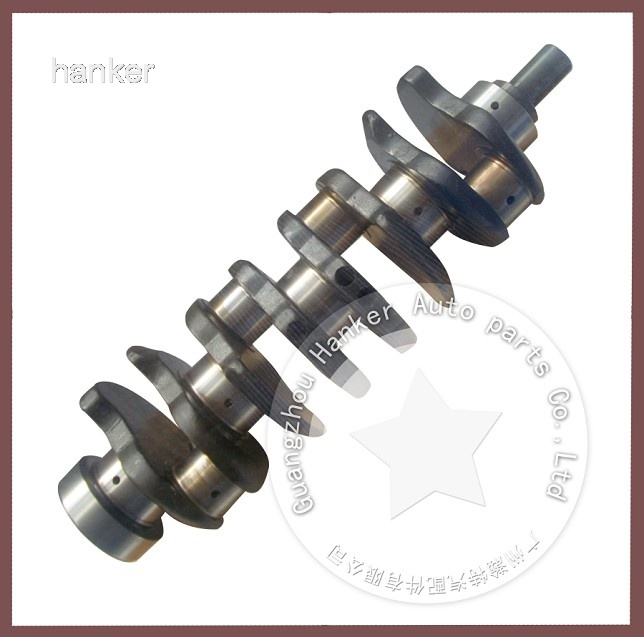 Isuzu 4JB1 crankshaft