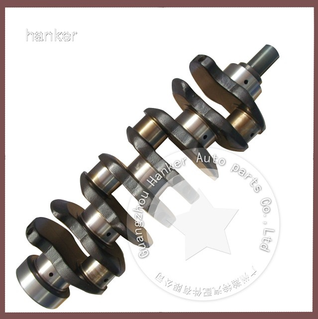 Isuzu 4KH1 crankshaft